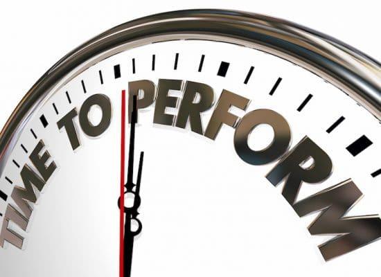 Performance vs. Behaviors